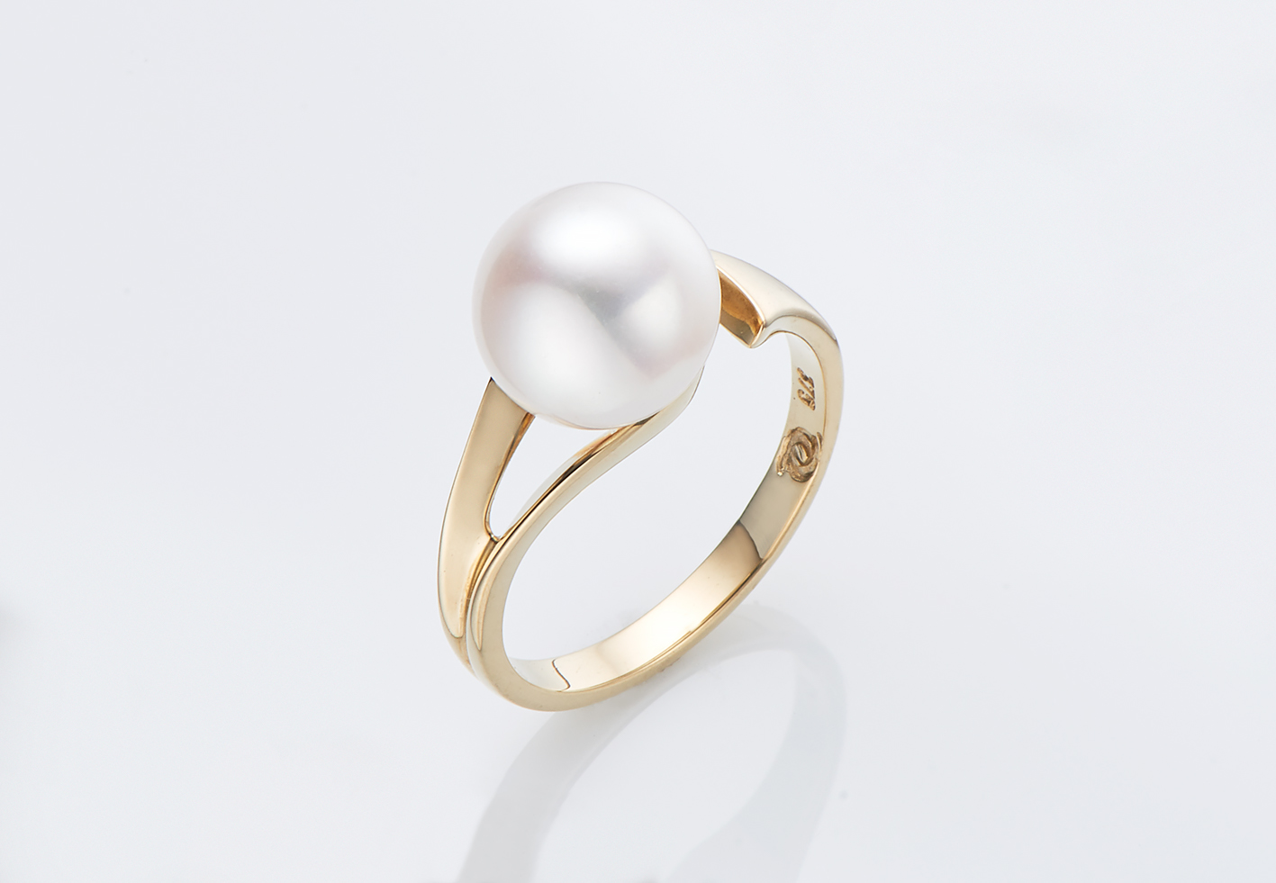 b6b9782d0 Freshwater Cultured Pearl Ring | Raw Pearls